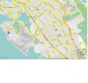 MJ Oakland Alameda Office Map contact us